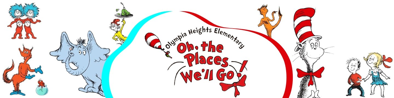 Olympia Heights Elementary School – Miami, Florida Logo